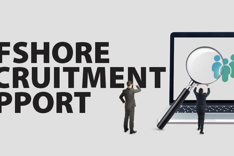 Offshore Recruitment Support - Vanator