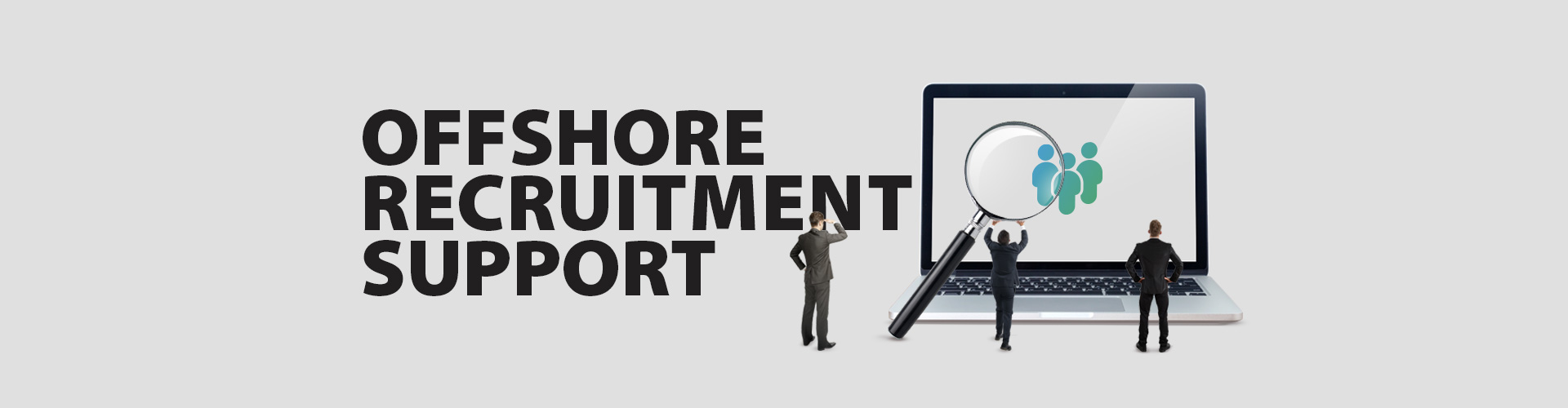 Offshore Recruitment Support - Vanator