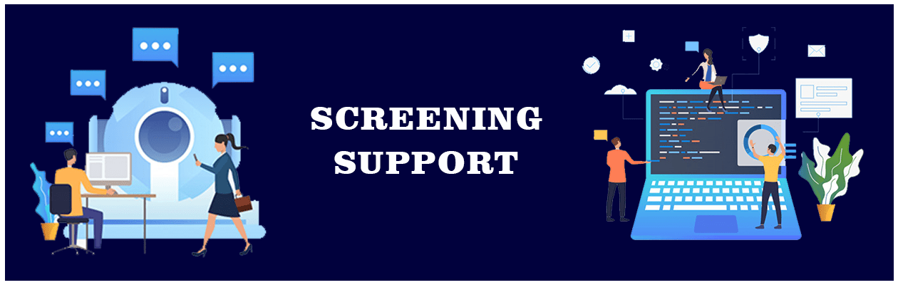 Screening Support Overview 4