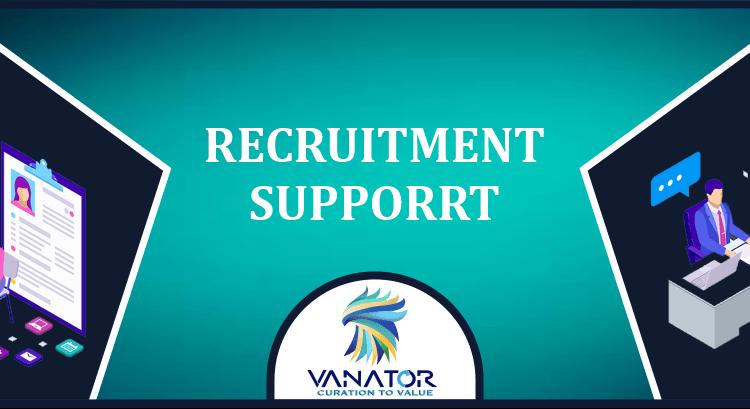 Recruitment support Blog Image