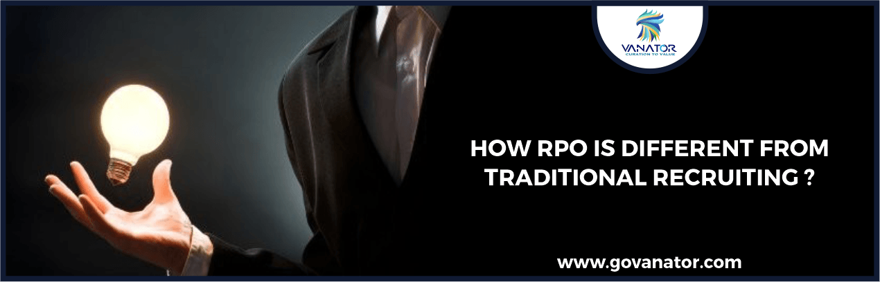 How RPO is different from Traditional Recruiting